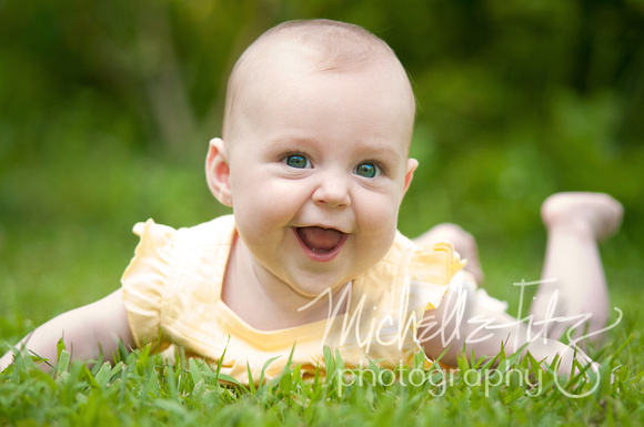 Wilkes Barre Baby Portrait Photography